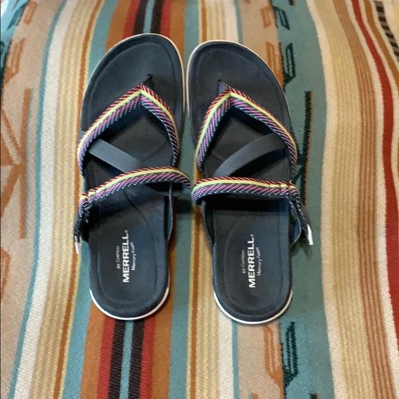 Air Cushion Memory Foam Sandals   Poshmark